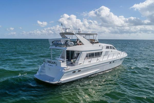 1996 Monte Fino 65' Motor Yacht Megan | Picture 4 of 50