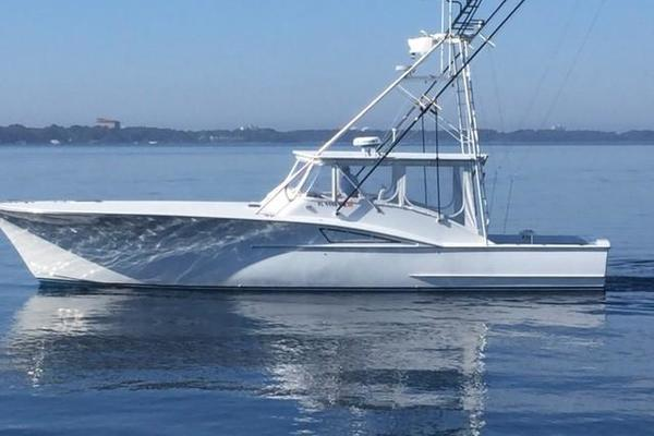 Picture Of: 45' Miller Marine (Custom) 45 Express 1992 Yacht For Sale | 2 of 74