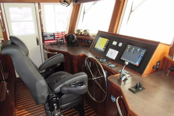 2015 American Tug 48' 485 BROWN EYES | Picture 8 of 91