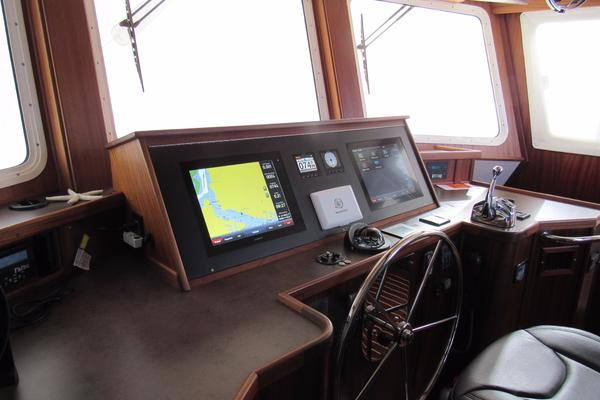 2015 American Tug 48' 485 BROWN EYES | Picture 3 of 91