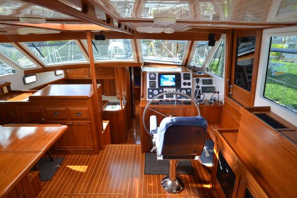 Picture Of: 60' Shannon 53 HPS 60 Motorsailor 2010 Yacht For Sale | 3 of 49