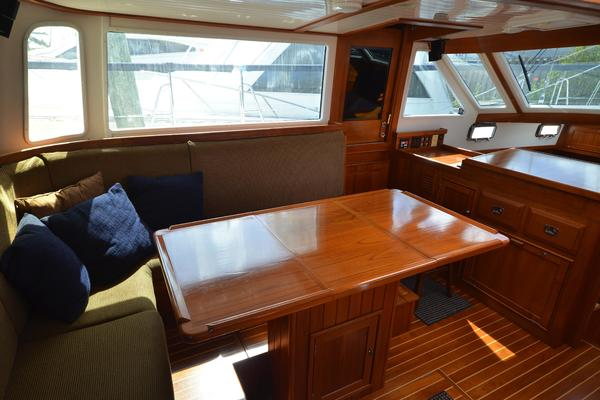 Picture Of: 60' Shannon 53 HPS 60 Motorsailor 2010 Yacht For Sale | 4 of 49