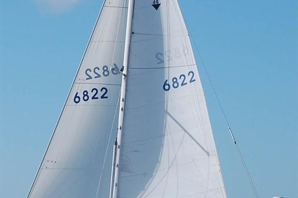 40' Bristol 40 sloop 1972 | L L Windancer
