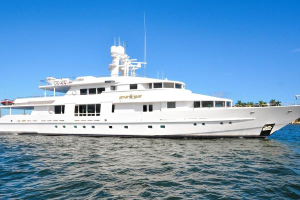 143' Van Mill 1988/2017 143ft Tri Deck Motoryacht 1988 | STARSHIP