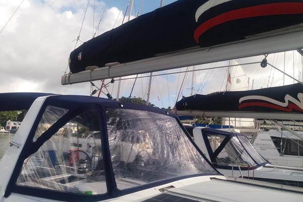 2017Beneteau 45 ft Oceanis 45   Illusion