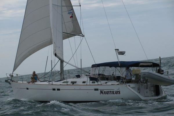 Beneteau 473 with Generator &  A/C