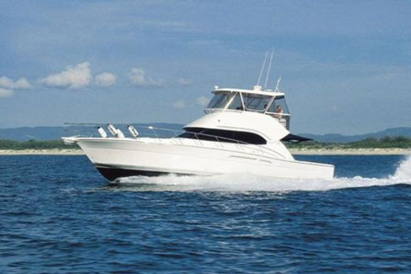 47' Riviera 47 Open Flybridge Series II 2008 | Happiness