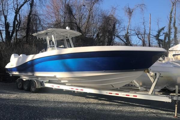 Deep Impact 36' 36 Open With Forward Head 2009
