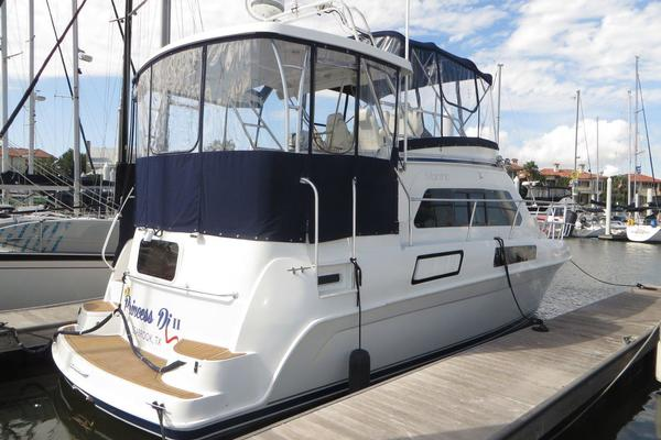 1995Mainship 37 ft 37 Motor Yacht   Janie Lee