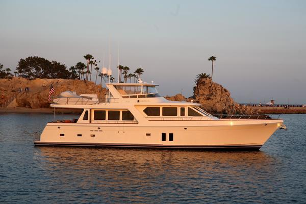 Offshore Yachts 76' Motoryacht
