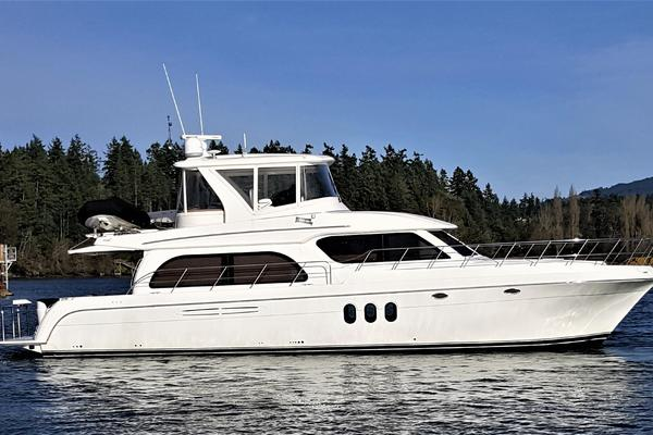 55' Navigator 55 Pilothouse 2012 | Lady Phoenix