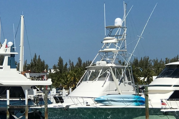 Picture Of: 40' Cabo Flybridge 2005 Yacht For Sale | 4 of 68
