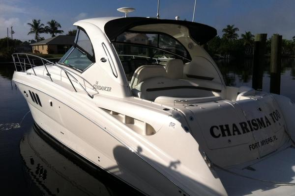 Sea Ray 38' 380 DA HARDTOP SUNDANCER 2007