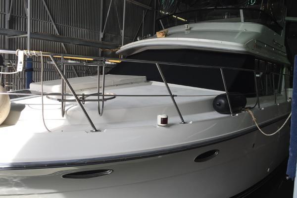 43' Carver 430 Motor Yacht 1995 | Dana & Dewar's