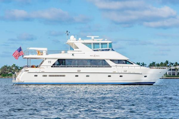 2007Hargrave 78 ft Flybridge   SEA L SEA