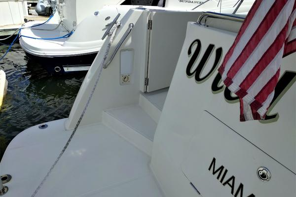 Picture Of: 55' Hampton 558 Pilothouse 2005 Yacht For Sale | 4 of 48