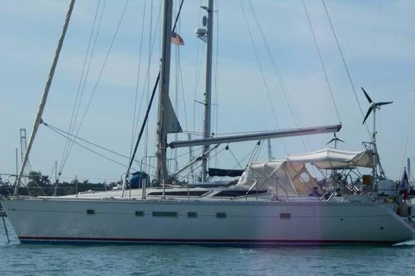 Jeanneau 41' 12.5 Voyage 1990