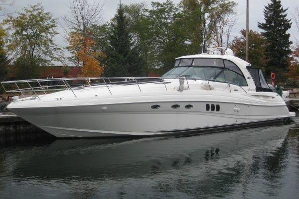 Sea Ray 52' 52 Sundancer 2006