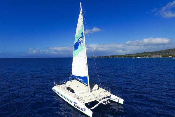 65' Custom 49 pax Day Charter Catamaran 2000 | Teralani 2