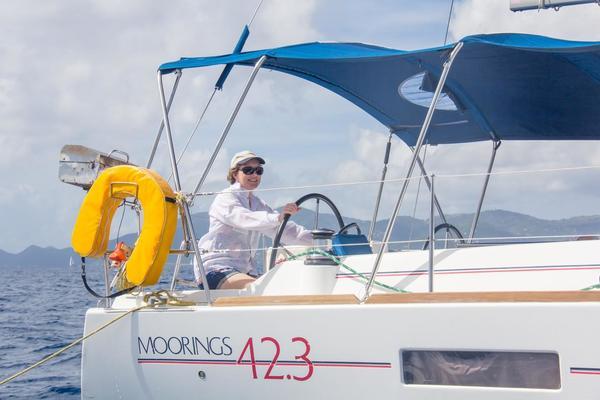 2013Beneteau 41 ft Oceanis 41   Hookuna Matata