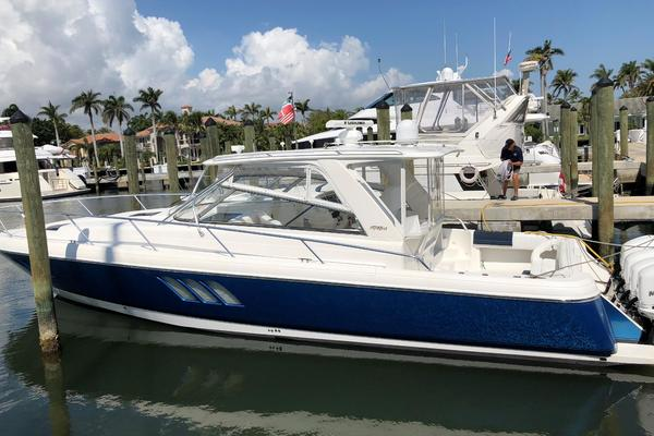 Intrepid 47' 475 Sport Yacht REPOWERED 2007
