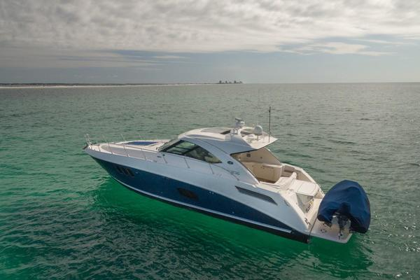 2011Sea Ray 54 ft 540 Sundancer   Island Time III