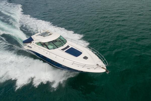 54' Sea Ray 540 Sundancer 2011 | Island Time Iii