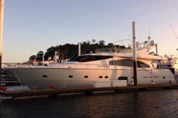 74' Ferretti Yachts 731 2005 | Essere