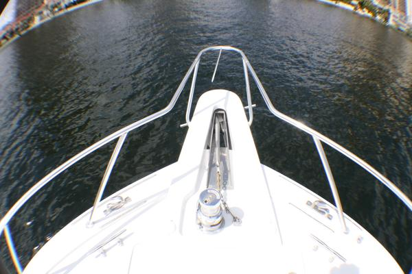 2004 Hatteras 54' 54 Convertible  | Picture 8 of 42