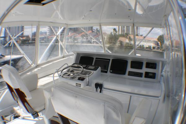 2004 Hatteras 54' 54 Convertible  | Picture 1 of 42