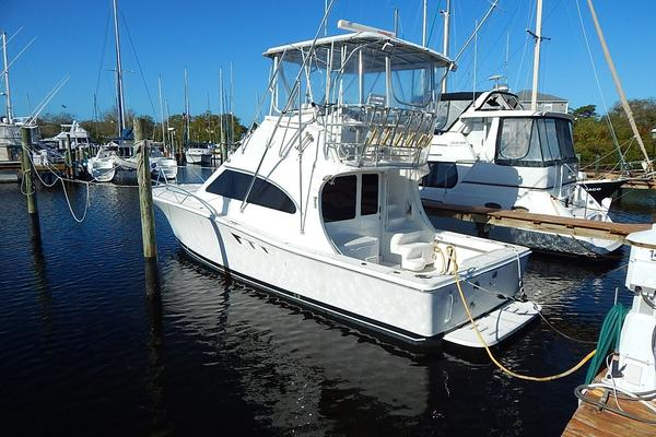 Luhrs 36' 36 Convertible 2001