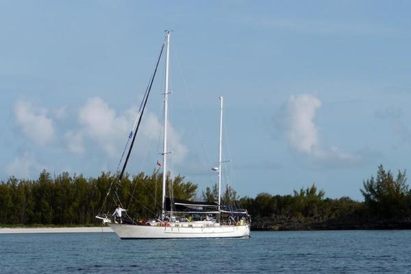 1981Alajuela Yacht Corp  48 ft Passport 48   Julie Ann