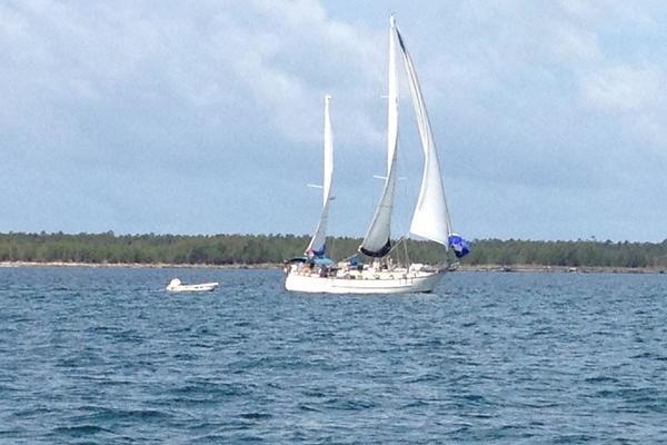 Alajuela Yacht Corp. Passport 48