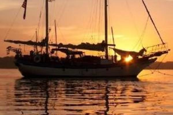 45' Garden Duncan Marine Freedom 45 Ketch 1972 | Bequia Chief