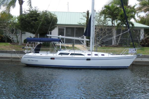 34' Catalina 34 Mkii 2005 | Off The Grid