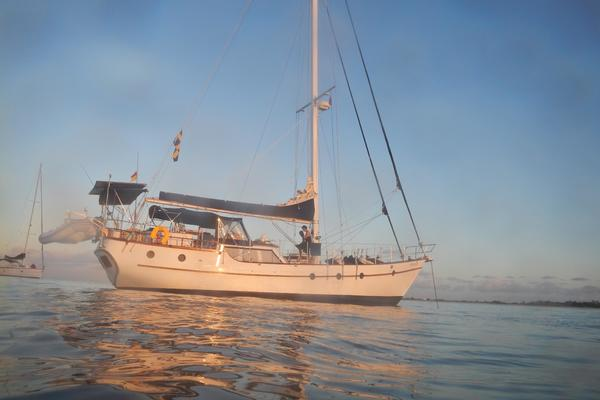 50' Mikelson Pilothouse Cutter 1987 |
