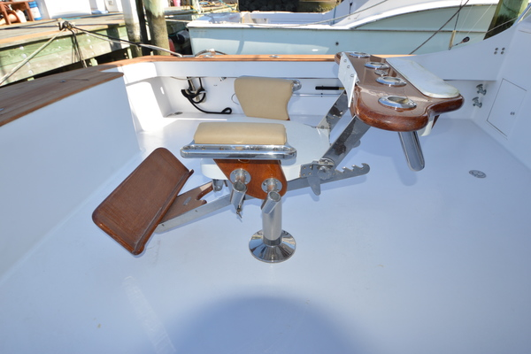 1997Custom Carolina 58 ft Bobby Sullivan Sportfisherman   Bootlegger