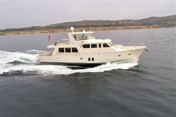 64' Offshore 64' Voyager 2010 | Just In Time