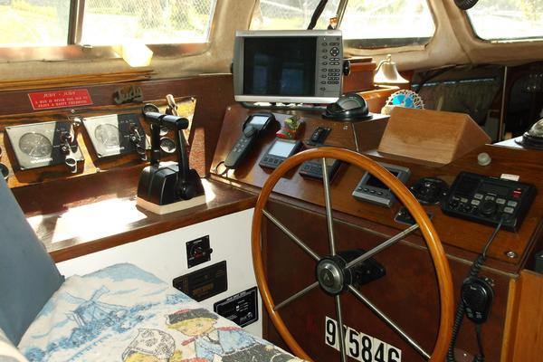 1983Catalac 41 ft 12M  meter    Judy Judy