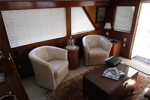 1975Hatteras 58 ft Yacht Fisherman   Soul Mates