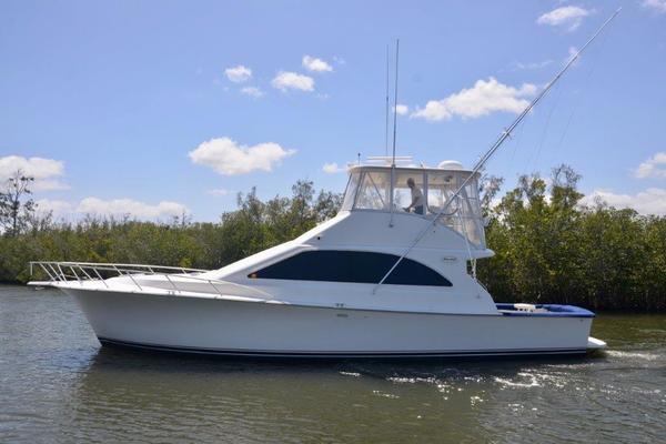 Ocean Yachts 48 CONVERTIBLE