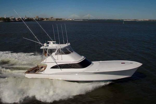 Winter Custom Yachts 62' Custom Carolina Sportfisherman 2008