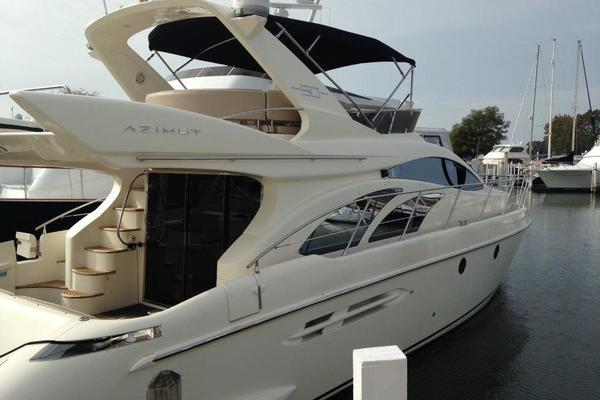 50' Azimut 50 Flybridge Sedan 2005 |