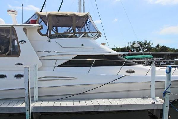 42' Sea Ray 420 Aft Cabin 2002 | Patient Wader