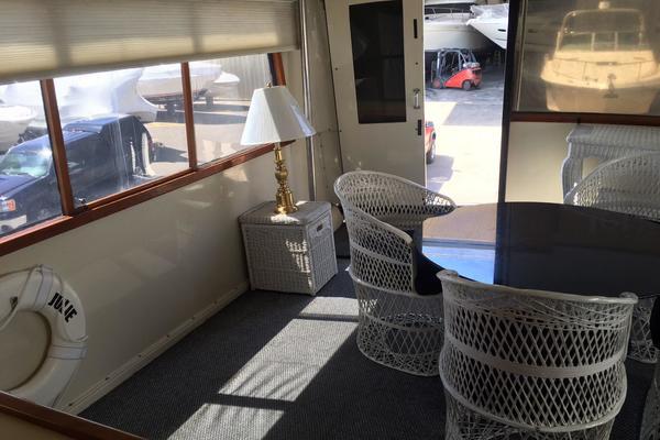 1986Californian 48 ft 48 Motor Yacht   JULIE