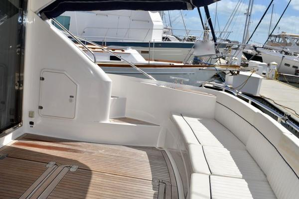 Picture Of: 50' Fairline Phantom 50 2007 Yacht For Sale | 4 of 29