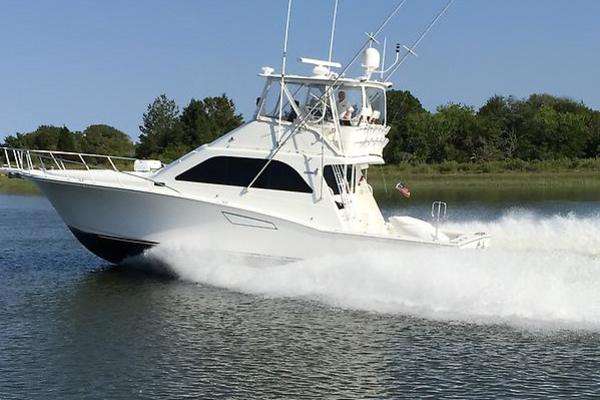 47' Cabo 47 Flybridge Sportfisher 2002 | Heavy Lift