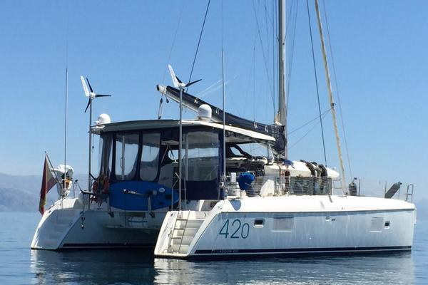 Picture Of: 42' Lagoon 420 2008 Yacht For Sale | 1 of 10