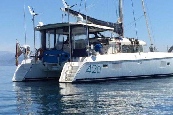 Picture Of: 42' Lagoon 420 2008 Yacht For Sale | 2 of 10
