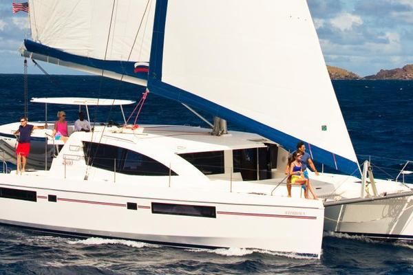 2013Leopard 48 ft 48   Vie En Rose